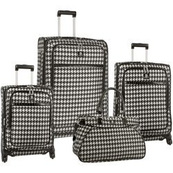 -Anne Klein Boston -4 Piece Expandable Spinner Luggage Set Now Only $201.47 Org. $980.00 Plus Free Shipping Use Promo Code AKBT at checkout.