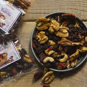 Save 15% Off Our 2oz. Organic Trail Mix Packs For Back To School! Use Code: TM2SCHOOL At Checkout!