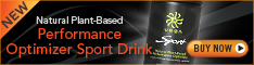 New Vega Sport - Natural Sport Beverage