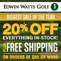 20%  Off Everything + Free Shipping on Orders of $99