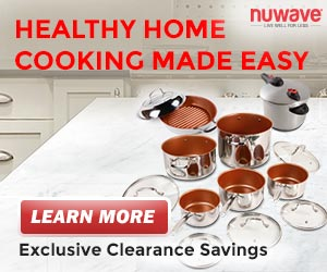 Exclusive Clearance Savings at Nuwavenow