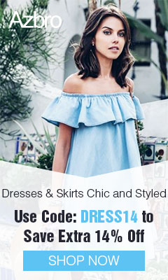 Save Extra 14% off Dress With Code: DRESS10+FS