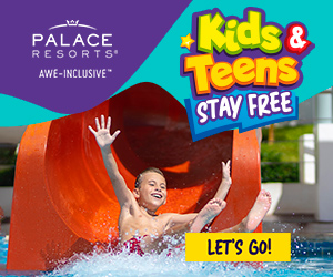 Black Friday is here! Save some serious green at Moon Palace Cancún.