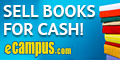 Turn your used books into   CASH at eCampus.com!