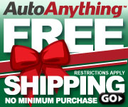 Free Shipping - No minimum purchase at AutoAnythin
