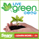 Sears is making it easier to Live Green