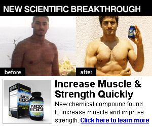 Get increased muscle and strength with NOX Edge
