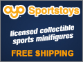 OYO Sports Toys Licensed Minifigures