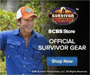 Buy Official Survivor Gear at the CBS Store Now!