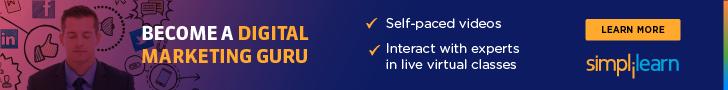 728x90 Digital Marketing Certified Associate - Self-Paced Videos