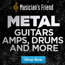Musician's Friend - Metal Guitars