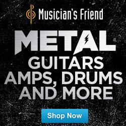 Musician's Friend - Metal Guitars
