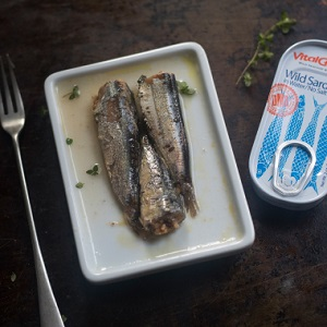 Save 15% Off Our 2oz. Pocket Tin Sardines Packs For Back To School! Use Code: FISH2SCHOOL At Checkou