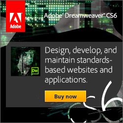 Adobe Dreamweaver CS5 image link to order