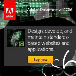 Web Development Tool - Dreamweaver CS4
