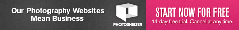 PhotoShelter: #1 Photo Business Website $1 Trial