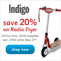 Save 20% on Radio Flyer!