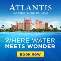 Atlantis Resort where water meets wonder
