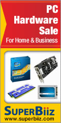 General PC Hardware Banner
