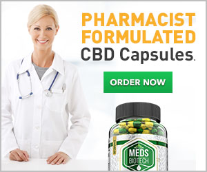 Pharmacist Formulated CBD Capsules