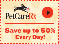 Save Up To 50% On All Your Pet Needs