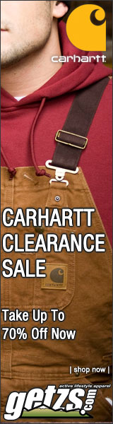 Carhartt at Getzs.com