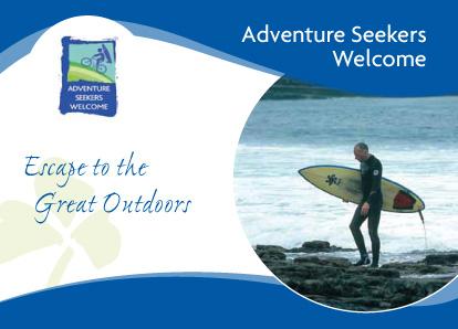 Book an Adventure Break in Ireland