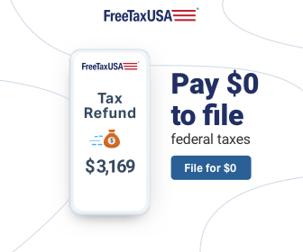 FreeTaxUSA Box 336x280