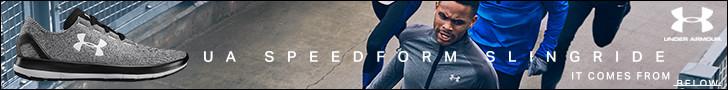 UA Speedform Slingride – Men's