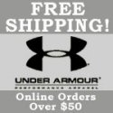 FREE Ground Shipping on $50+ Under Armour Orders