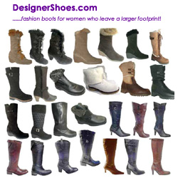 Save 5% on Ayla Boots at DesignerShoes.com