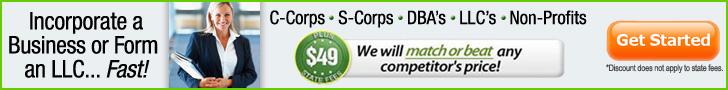 CorpNet® 10% Off Any Service! Use Code: corpnet1