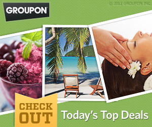 Groupon Top Deals