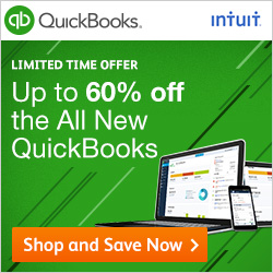 60% off the All New QuickBooks