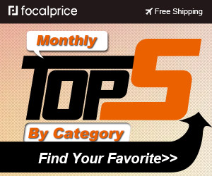 Up to 36% OFF Monthly Top 5 By Category