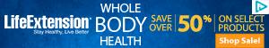 Whole Body Health - 300 X 54