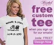 FREE TEE with Email List Sign Up!