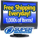 Free Shipping @ Superwarehouse.com