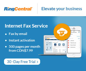 Send and receive faxes from anywhere, RingCentral