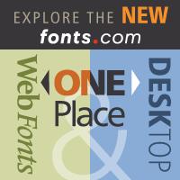 Fonts.com Web Fonts