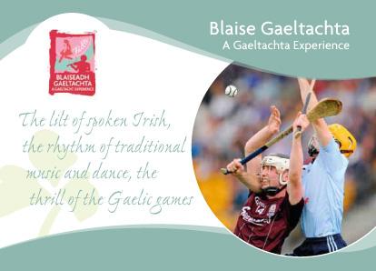 Book a B&B Gaeltacht Break and learn Irish