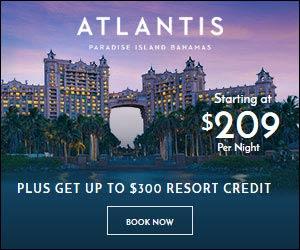 Hotels tout compris Atlantis Bahamas Paradise Island