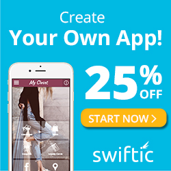 Threatened? Swiftic - Don't be - Create an app for your Business