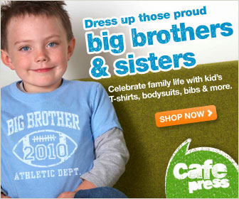 Celebrate family life with kid's T-shirts and More