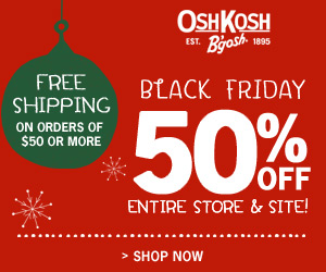 Black Friday Offers - 50% Off Entire Store & Site! Free Shipping on Orders $50 or More! Shop Now!