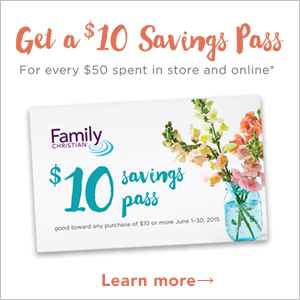 Get $10 savings pass for every $50 spent