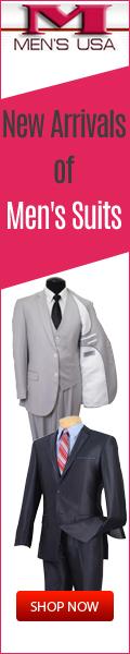 Men's USA - Mens Suits