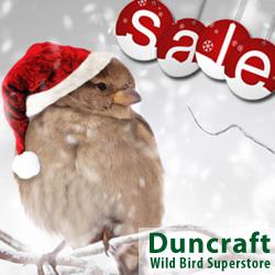 Shop Duncraft Wildbird Superstore for Fresh New Arrivals!