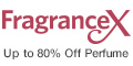 FragranceX.com - Up to 80% off perfume and cologne