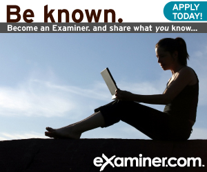 Write for Examiner